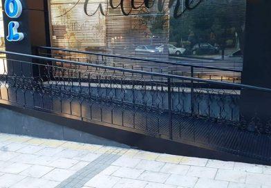 Adana Engelli Rampası